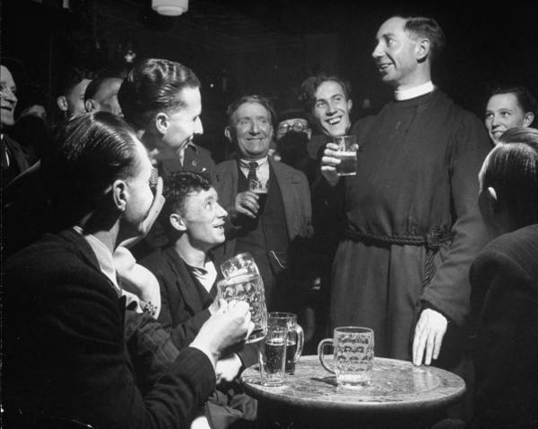 priest beer