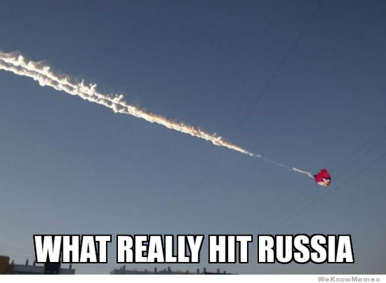 angry birds russia