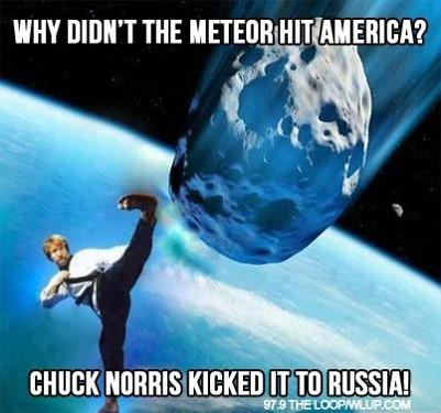 norris meteor