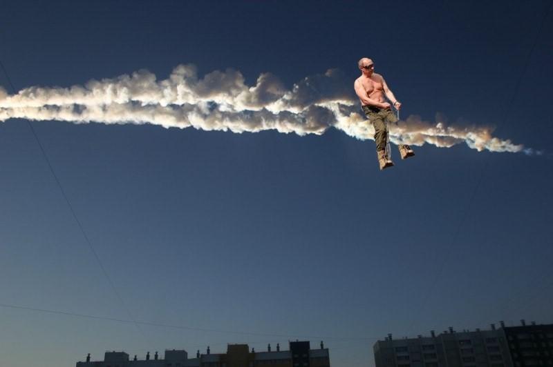 putin meteor